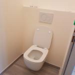 Photo installation toilettes | Chauffageo